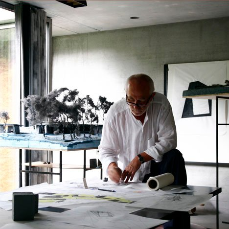 """""""Architecture is not about form"""" - Peter Zumthor"""