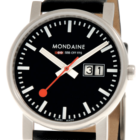 Evo Big Date by Mondain at Dezeen Watch Store