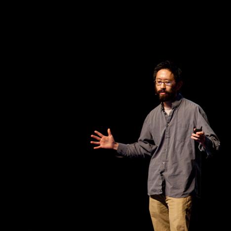 Alexander Chen at Design Indaba 2013