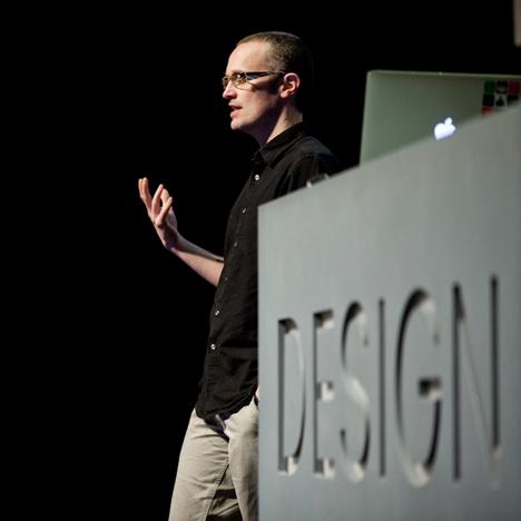 Ben Terrett at Design Indaba 2013