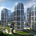 Bratislava Culenova New City Centre by Zaha Hadid Architects