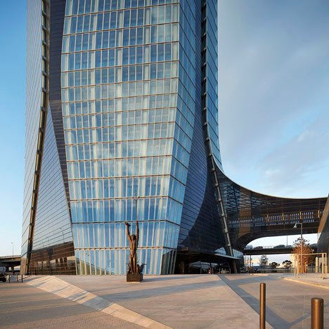 CMA CGM Headquarters by Zaha Hadid