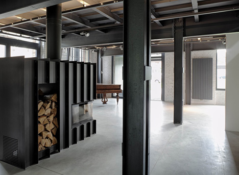 Coal Mill by Atelier Hoffman