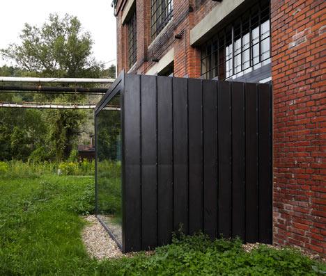 Coal Mill by Atelier Hoffman