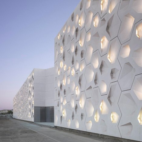 Contemporary Art Centre Córdoba by Nieto Sobejano Arquitectos