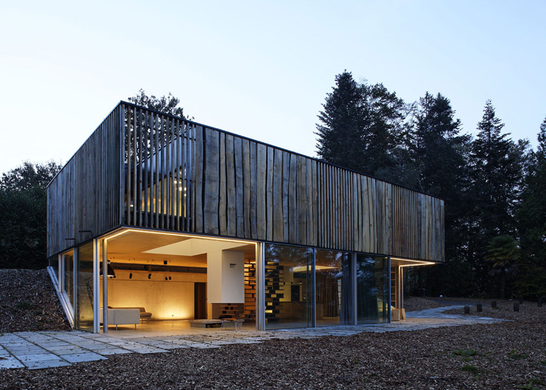 D house by lode architecture