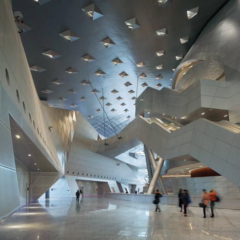 Dalian International Conference Center by Coo
