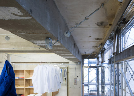 EEL Nakameguro by Schemata Architecture Office