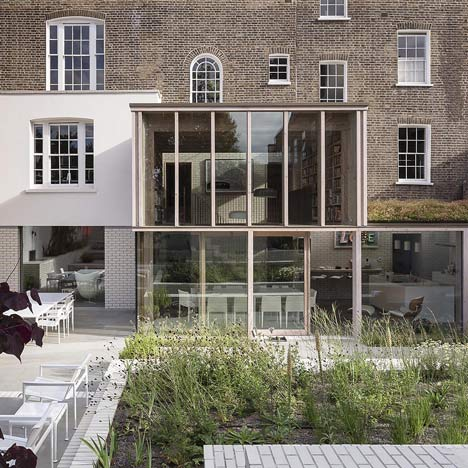 East London House by<br /> Mikhail Riches