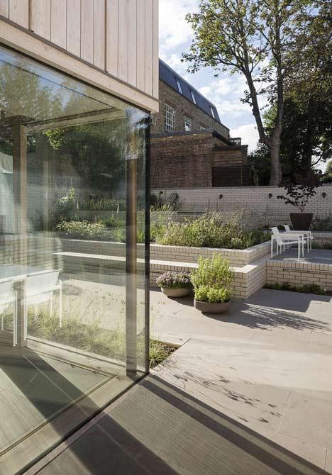 East London House by David Mikhail Architects
