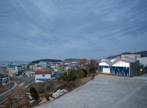 Gangjin Children Centre by JYA-RCHITECTS