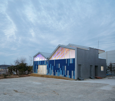 Gangjin Children Centre by JYA-RCHITECTS