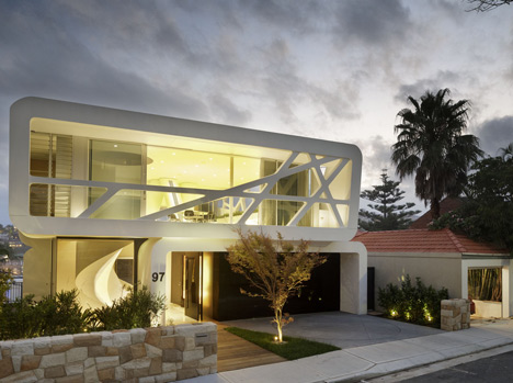 Hewlett House by MPRDG