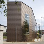 House in Keyaki by SNARK and OUVI