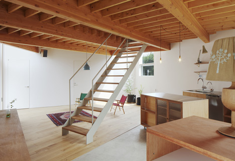 House in Keyaki by SNARK