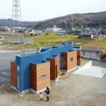 House in Sayo by FujiwaraMuro Architects