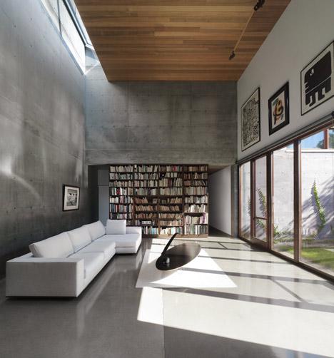 La Maison Beaumont by Henri Cleinge Architecte