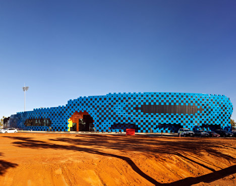 Wanangkura Stadium by ARM Architecture