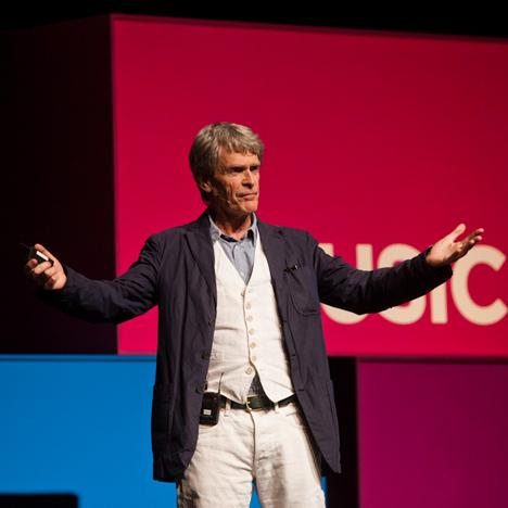 John Hegarty at Design Indaba 2013