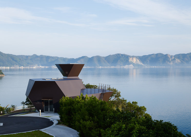 Toyo Ito Museum of Architecture, 2006 - 2011, Ehime, Japan. Photo by Daici Ano
