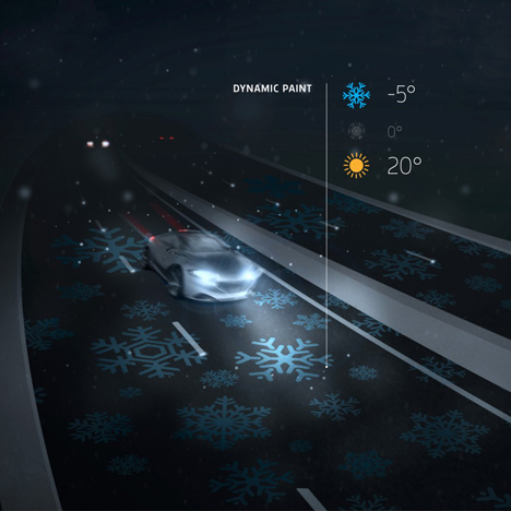 Smart Highway by Studio Roosegaarde