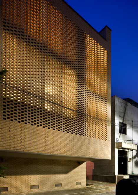 The West Village Building by Doojin Hwang Architects