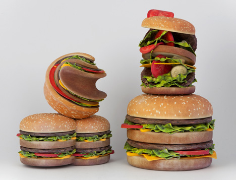 3D-printed food by Janne Kytannen