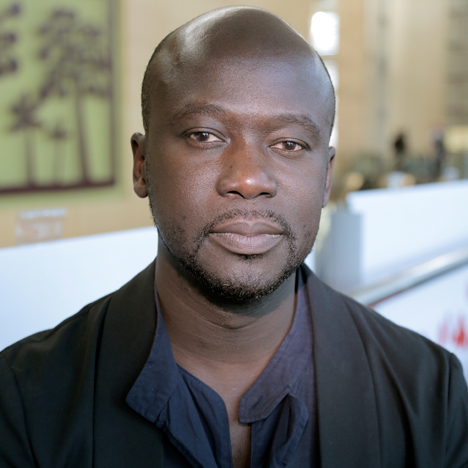 """Africa is an extraordinary opportunity at the moment"" - David Adjaye"