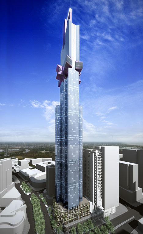 Australia 108 to become tallest building in southern hemisphere