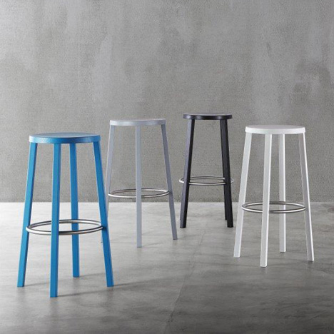 Blocco stool by Naoto Fukasawa for Plank