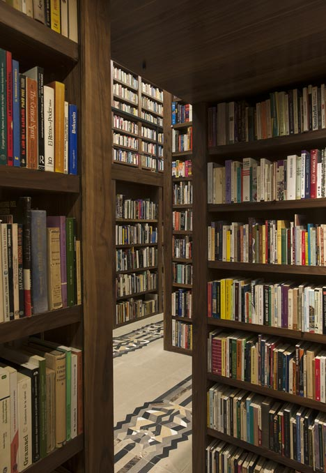 Carlos Monsiváis Personal Library by JSa