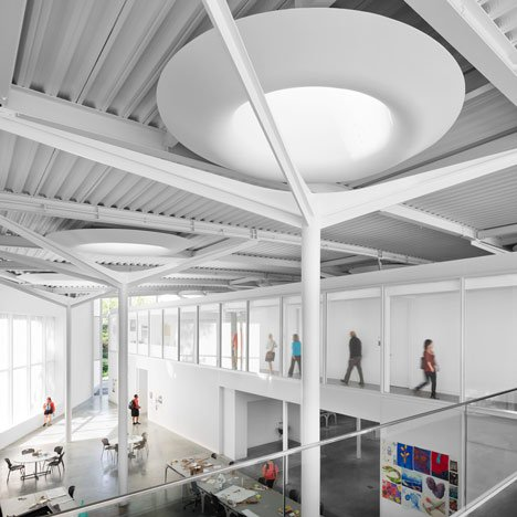 Lee Hall College of Architecture by Thomas Phifer and Partners