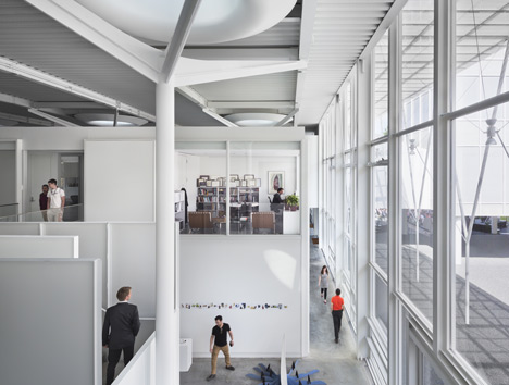 Clemson University, Lee Hall College of Architecture by Thomas Phifer and Partners