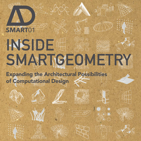 Competition: five copies of Inside Smartgeometry to be won