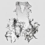 Crystallisation water dress by Iris van Herpen