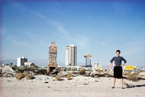 Denise Scott Brown, photo from Archive of Robert Venturi and Denise Scott Brown