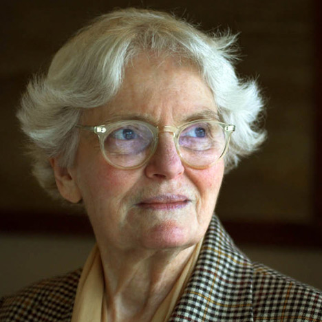 Denise Scott Brown, photo by Frank Hanswijk