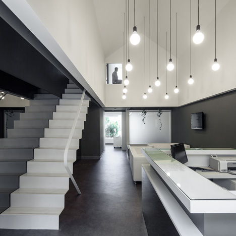 dentist s office architecture dezeen