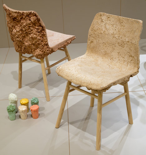 Designs of the Year 2013 exhibition at the Design Museum