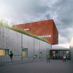 Designs unveiled for Museum of Troy