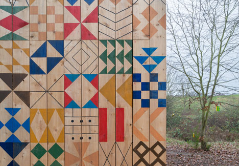 Ecology Of Colour by Studio Weave