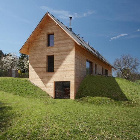 Family house in Český ráj by Stempel & Tesar