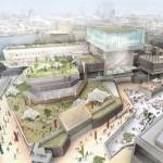 Feilden Clegg Bradley to build glass extension on London's Southbank Centre