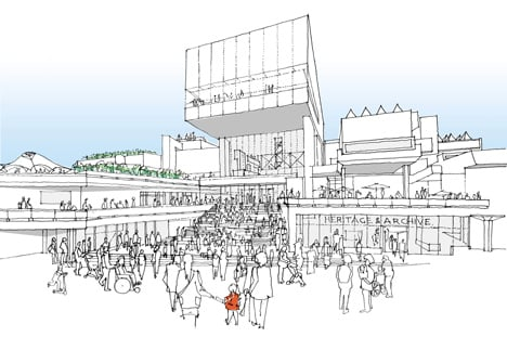 Feilden Clegg Bradley Studios unveils Southbank Centre p