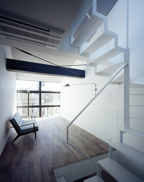 Flag by Apollo Architects & Associates