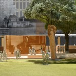 Frank Gehry Eisenhower Memorial