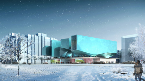 Fuksas wins competition for Moscow Polytechnic Museum and Education Centre