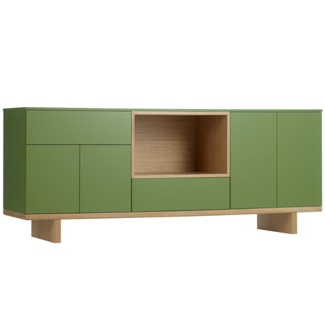 Geta furniture range by Arik Levy for Modus