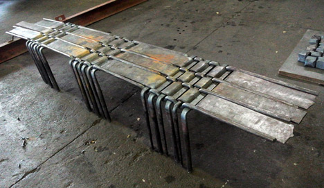 Heavy Metal at the Woodstock Foundry