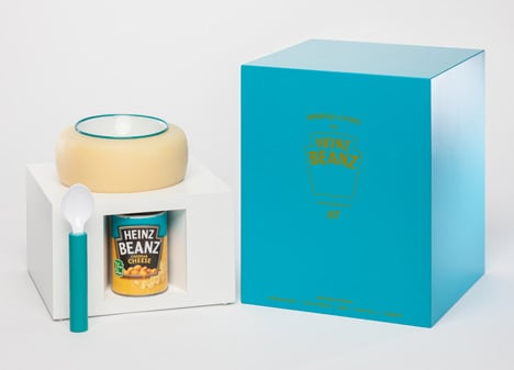 Heinz Beanz Flavour Experience by Bompas and Parr